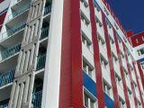 Солнцезащитные фасадные панели