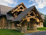 Как построить сруб на дачном участке?
