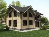 Строительство деревянных домов. Как быстро можно построить дом?