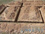 Земляные работы - первый этап строительства