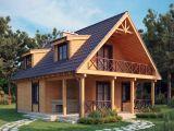 Кровля крыша деревянного дома