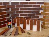 фасадные термопанели с клинкерной плиткой