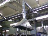 Вентиляция - Приточно вытяжная вентиляция на производстве