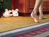 Теплый пол в вашем доме
