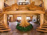 Стили интерьера для деревянного загородного дома