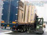 Особенности транспортировки строительных грузов