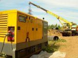 Генераторы для применения на строительных площадках
