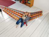 Гамак - уникальная кровать-качалка для взрослых и детей