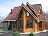 Основные нюансы строительства дома из дерева