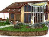 строительство дома на основе стального каркаса из ЛСТК