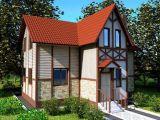 Каркасные и каркасно-щитовые дома на основе сухой древесины