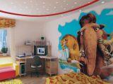 Оформляем стены детской комнаты