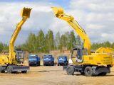 Российский рынок строительной техники