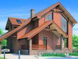 Особенности кирпичного строительства, проекты кирпичных домов
