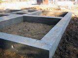 Строим ленточный фундамент для дома