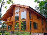 Особенности деревянных домов из клееного бруса