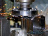 Обработка металла: фрезерный станок