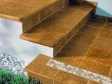 Ступени из плитки: клинкер и керамигранит