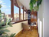 Обустройство балконов и лоджий: теплое остекление, отделка