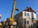 Малоэтажное строительство: коттеджи, таунхаусы, дома