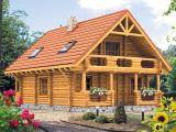 Достоинства строительства домов из дерева