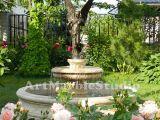 Как украсить свой сад или дом с помощью фонтана