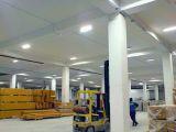 светодиодные LED светильники на складе