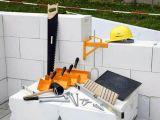 Особенности возведения домов из газосиликатных блоков