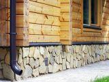 Материалы для отделки деревянных домов и бань