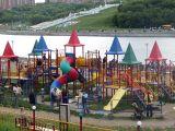 Игровой комплекс – универсальное решение для детской площадки