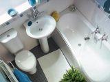 Расширяем визуально границы ванной