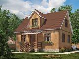 Деревянные дома – виды бруса