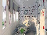 Дизайн интерьера балконов и лоджий