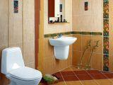 Керамическая плитка ванная комната