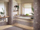 Мозаичные покрытия в дизайне коттеджей