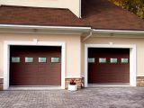 Как выбрать гаражные секционные ворота