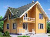 В чем преимущества деревянных домов из бруса?