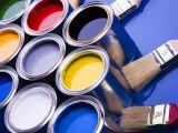 Процесс выбора краски