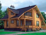 Новый взгляд на деревянные дома
