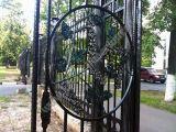 Где в Москве купить кованые ворота?