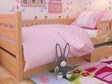 Детская кровать: удобство и безопасность