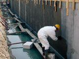 Изоляция от влаги монолитных строений из бетона
