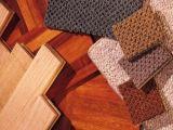 Напольные покрытия и их виды