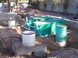 канализация, септик для дачи