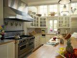 Создание интерьера кухни