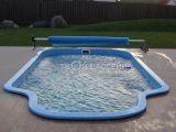 Собственный бассейн на загородном участке