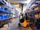 Основы безопасной эксплуатации складской техники и оборудования