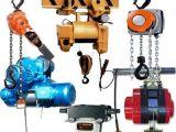 Грузоподъемное оборудование: тали