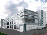 Особенности строительства производственных зданий