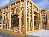 каркасный дом: процесс строительства